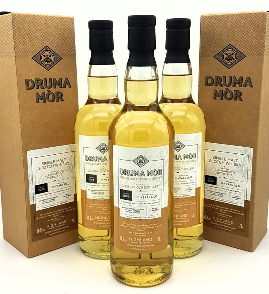 Druma Mòr - Whisky Single Malt   The Whisky House, Affligem