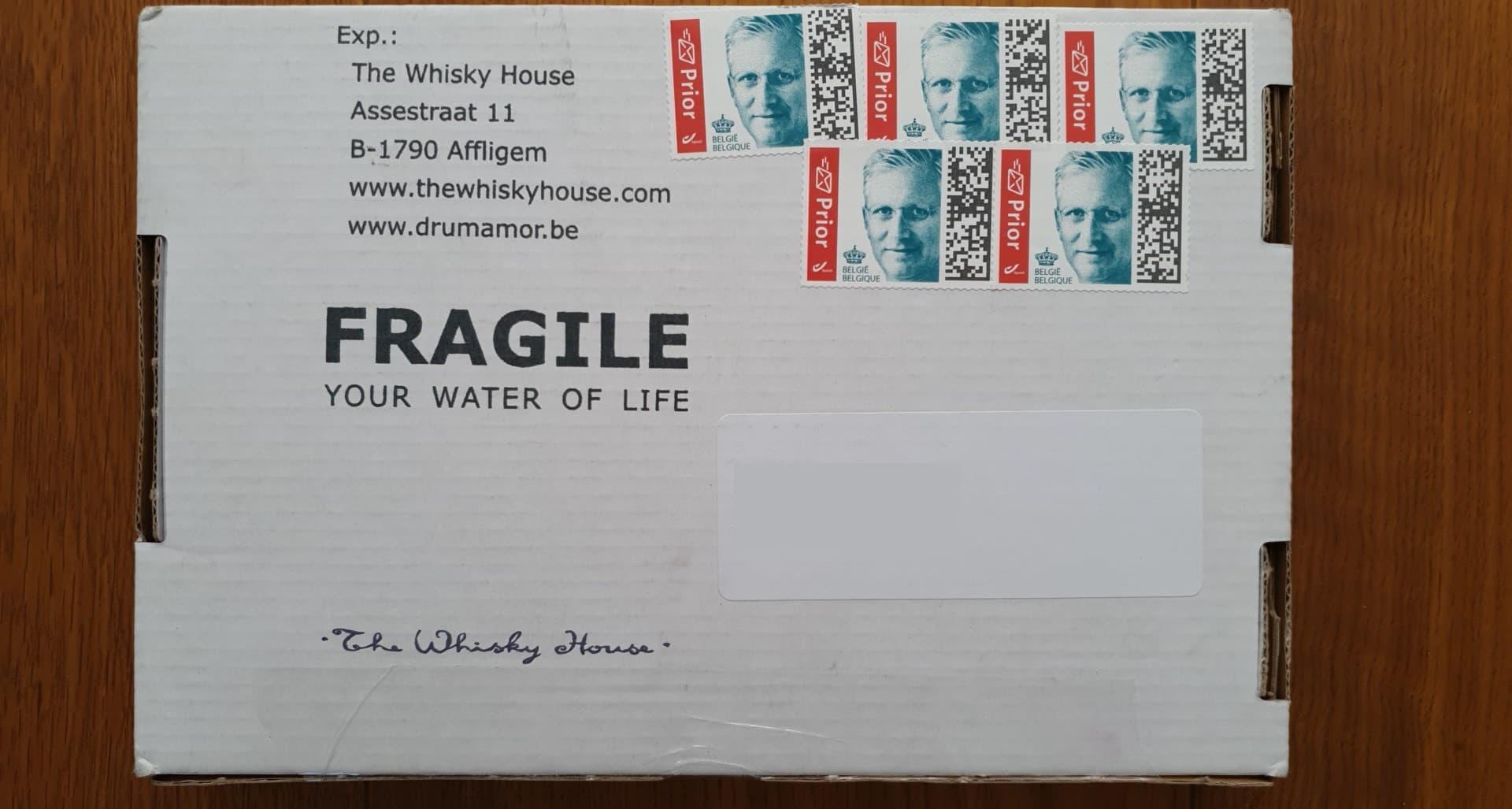 Taster Pack - Whisky   The Whisky House, Affligem